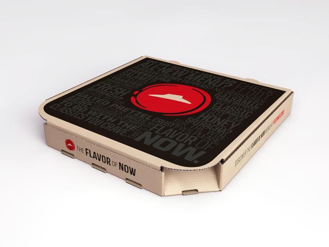 Swirly Pizza Rebranding