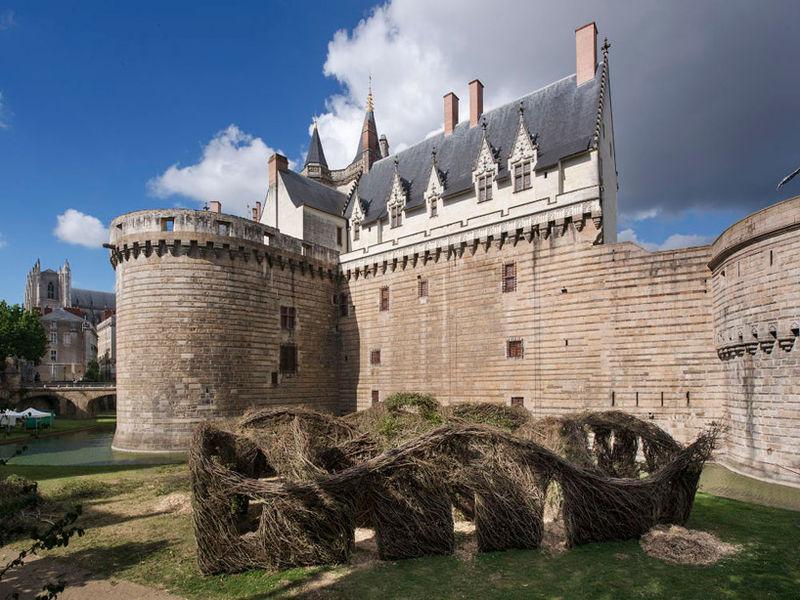 Stick-Made Castles