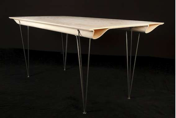 Plane Table by Rene Barthelemy