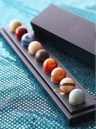 Solar System Chocolates