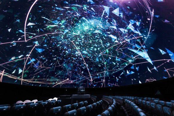 Aromatic Planetarium Events