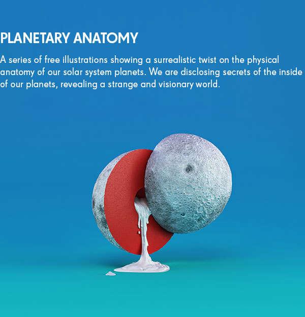 Gooey-Centered Globes