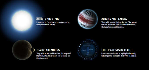 Clever Cosmic Music Apps