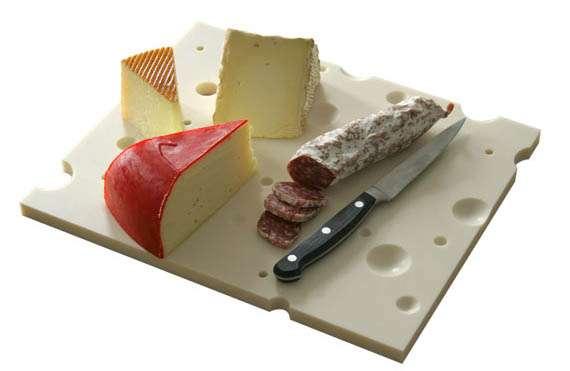 Illusory Serving Platters