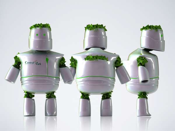 Organic Androids