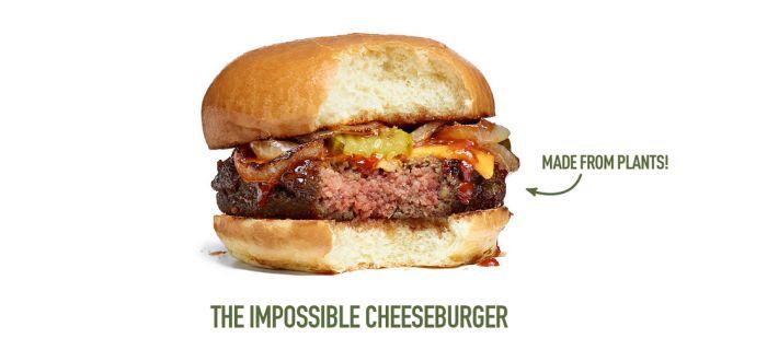 Celebrity-Endorsed Veggie Burgers