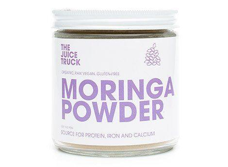 Plant-Based Calcium Powders
