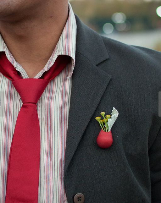Planter Lapel Pins