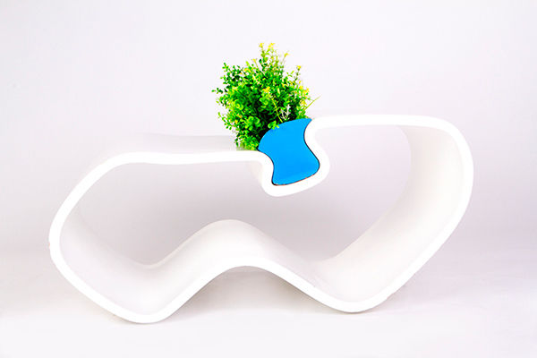 Abstract Agricultural Furniture