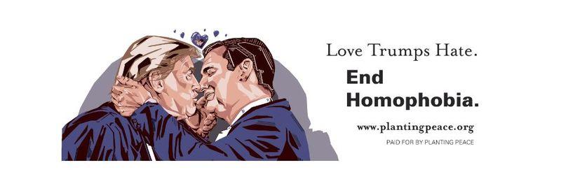 Political Anti-Homophobia Ads