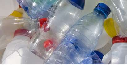 Oil-Producing Water Bottles