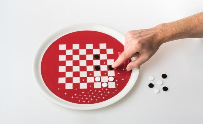 Board Game Dinnerware