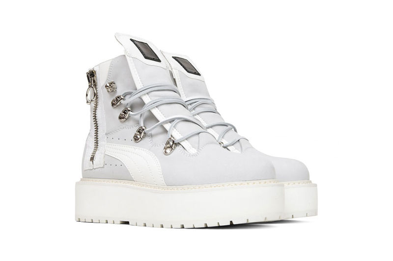 Pop Star Platform Boots