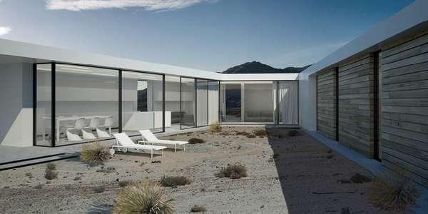 Arid Eco-Houses