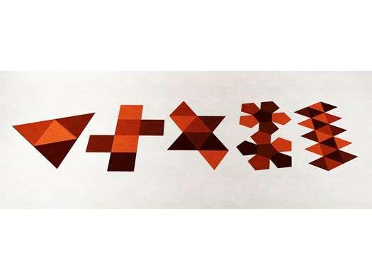 Geometry-Inspired Carpets