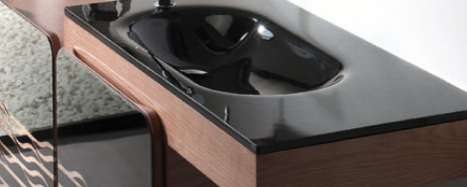 Rubber Varnish Vanities
