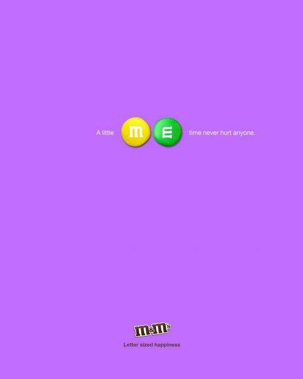 Wordplay Candy Advertisements