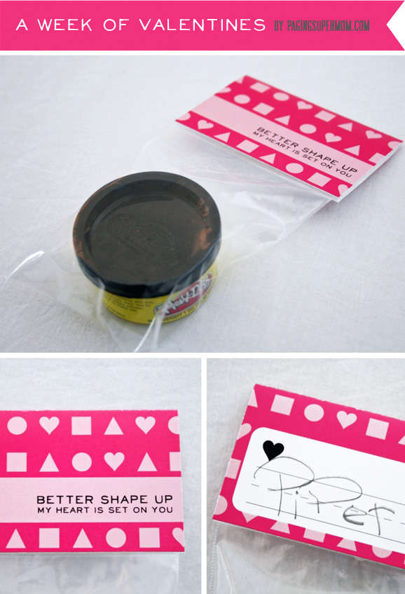 Heartfelt Play-Doh Gifts