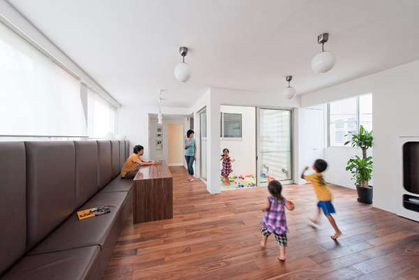 Playful Family Residences
