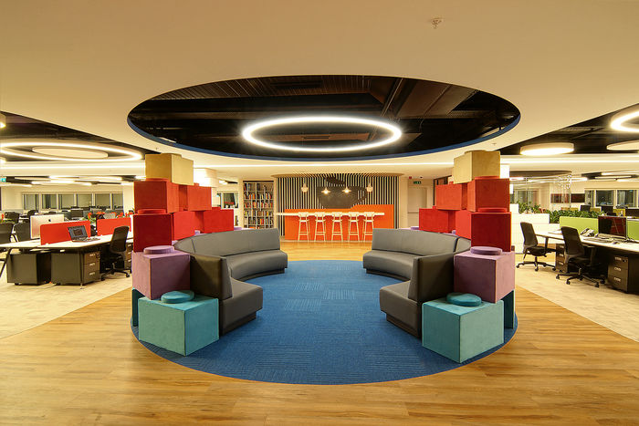 Childlike Office Spaces