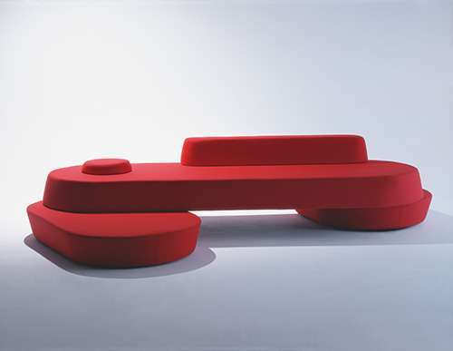 Playful Swiss Knife Couch
