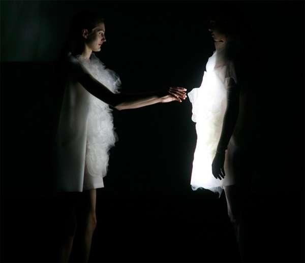 Paparazzi-Evading Dresses