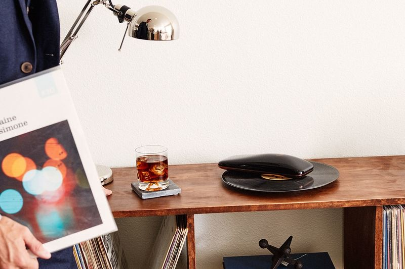 Smartphone-Controlled Record Players