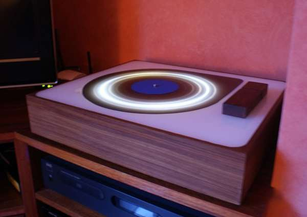 Pseudo Record Players