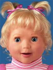 Playmates Toys Interactive Doll: Impress Your Kid: Freak Yourself Out