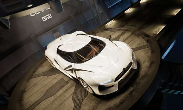 True-Life Playstation Supercars