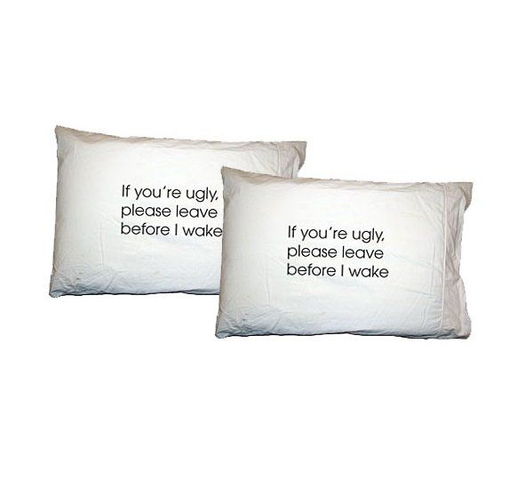 One Night Stand Pillowcases