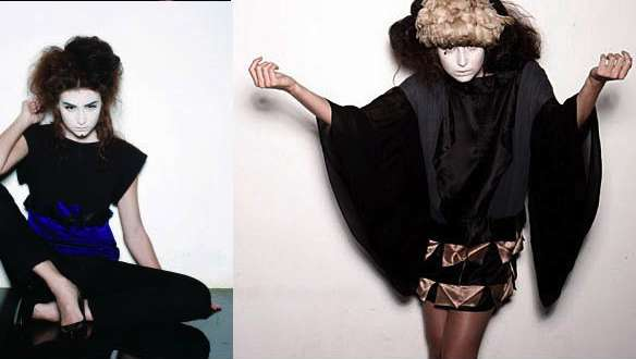 Gaga-fied Fashion Collections