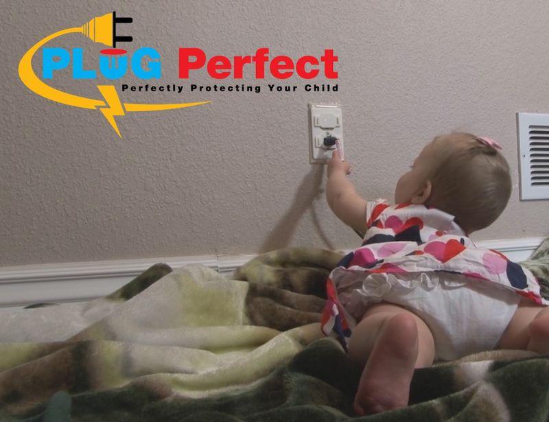 Baby-Proof Plug Covers