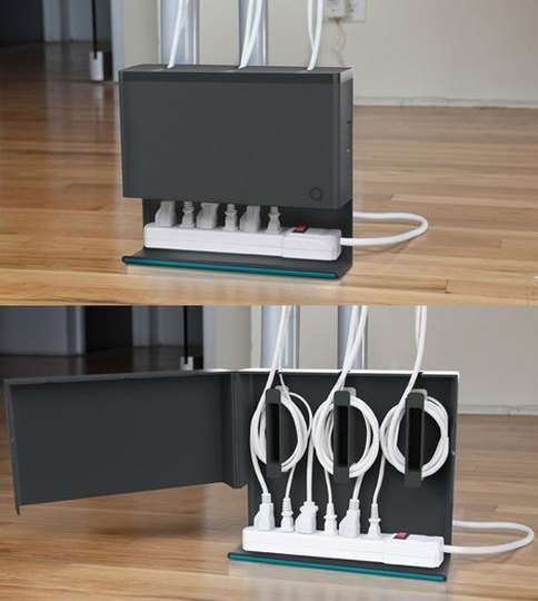 Black Box Cable Organizers