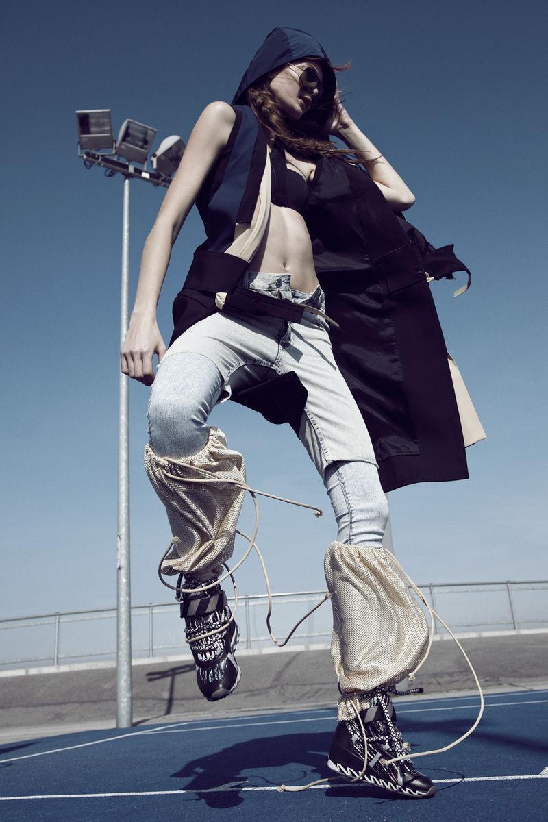 Futuristic Hobo Fashion