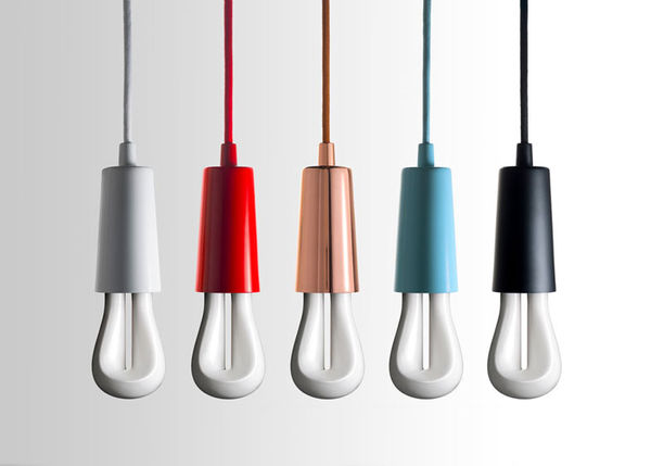 Shapely Eco-Friendly Light Bulbs