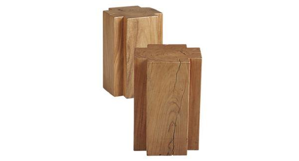 Cruciform Timber Seating