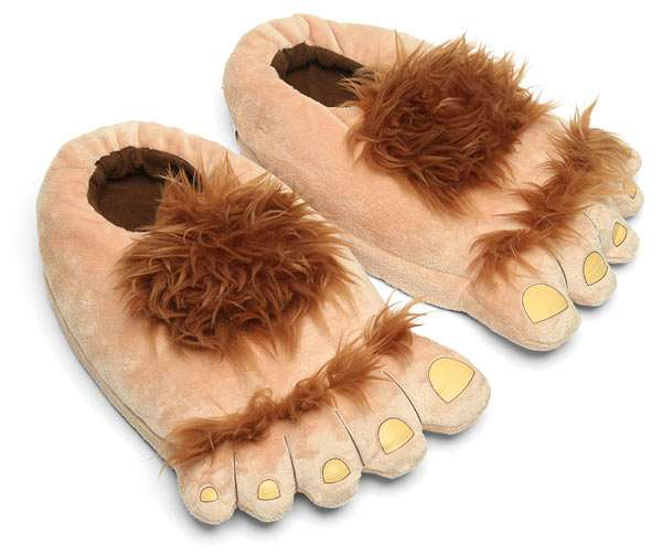 Furry Feet Warmers