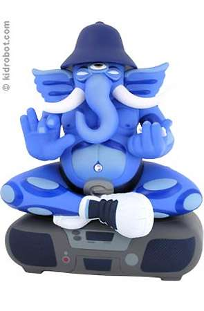 Plush Hindu Toys