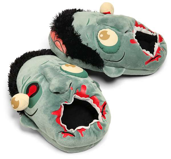 Rotting Undead Slip-Ons