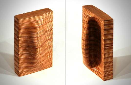 Layered Lumber Latches