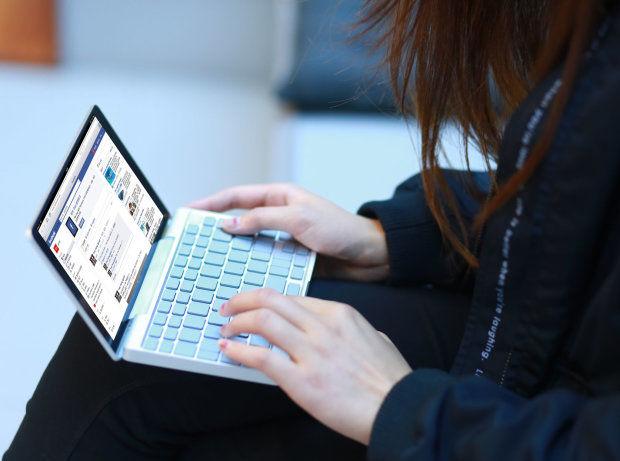 Pocket-Sized Laptops