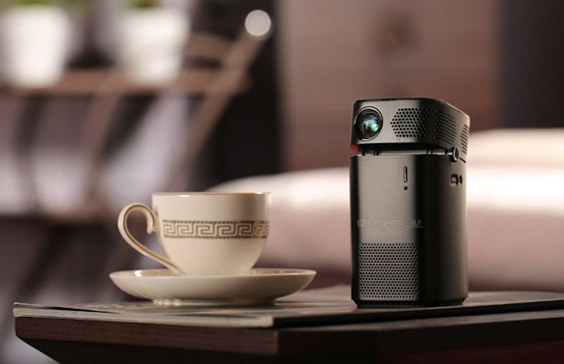 Portable Android Projectors