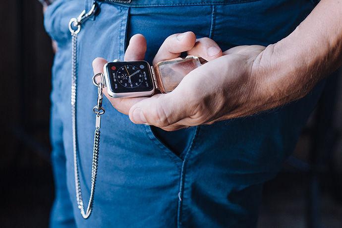 Pocket Smartwatch Concepts
