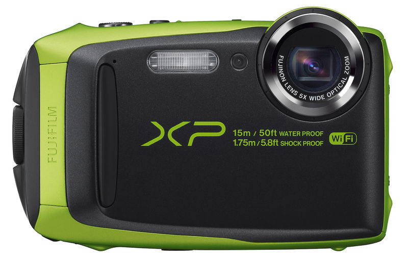Rugged Outdoorsy Cameras