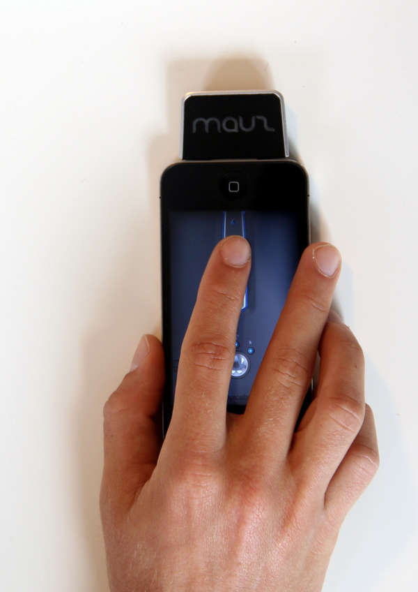 Smartphone Mouse Add-Ons