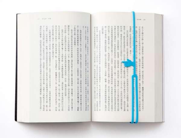 Handy Neon Bookmarks