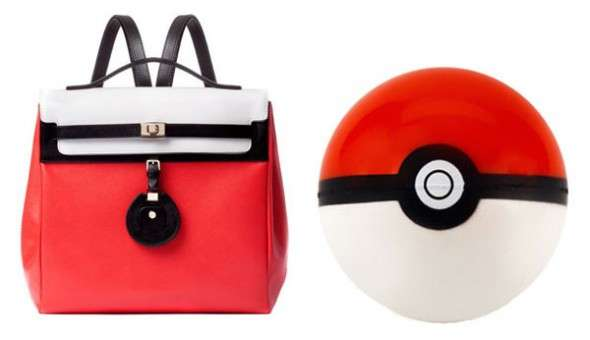 Anime-Inspired Luxury Satchels