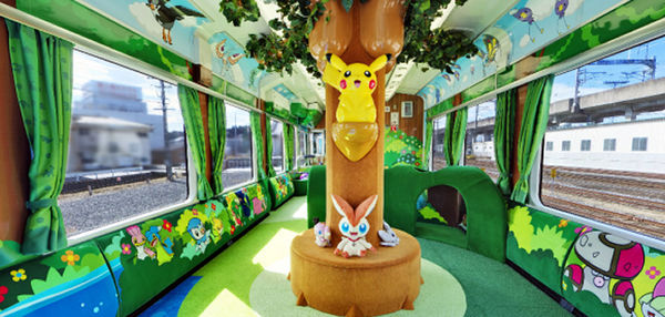Pokemon Train