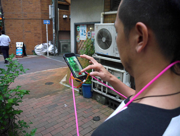 Hands-Free Anime Game Devices